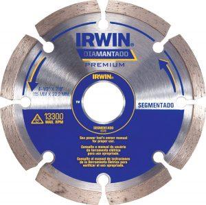 disco diamamtado Irwin